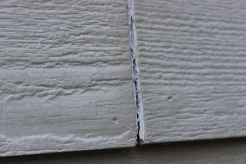 Cement Board Siding Problems