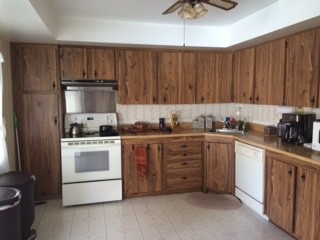 1970\'s authentic kitchen - redesign