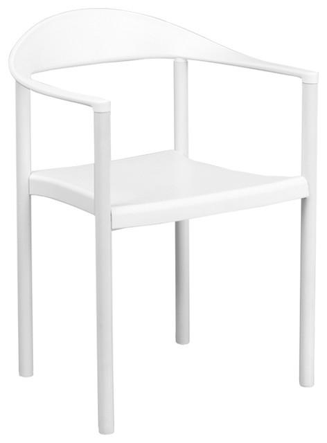 Shaunda Chair, White