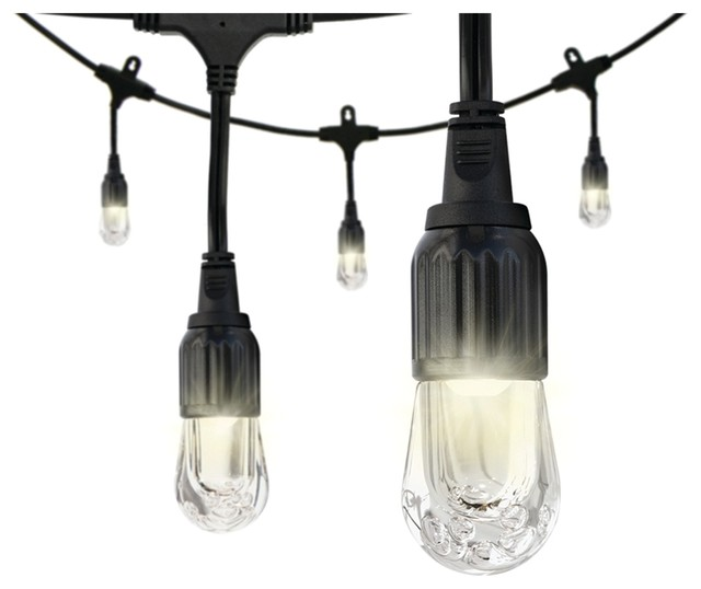 Superb Industrial Outdoor Rope And String Lights by Jasco Products
