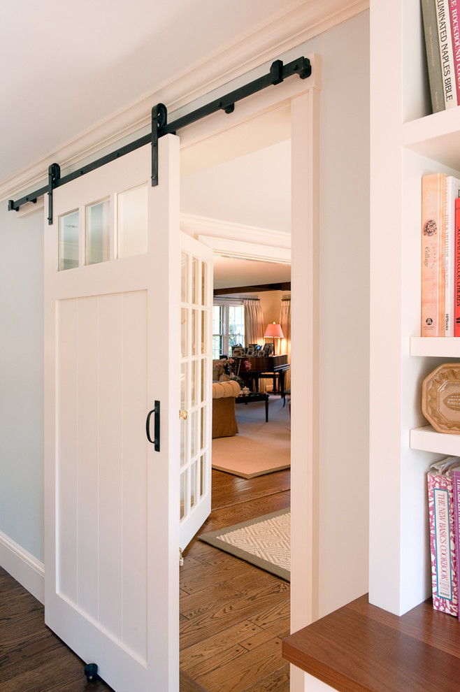 Inspiration for a timeless home design remodel in Boston