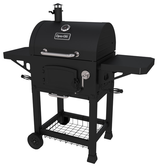 Dyna-Glo Heavy-Duty Compact Charcoal Grill.