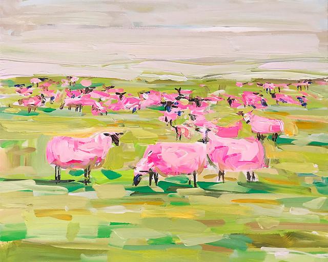 Pink Sheep\