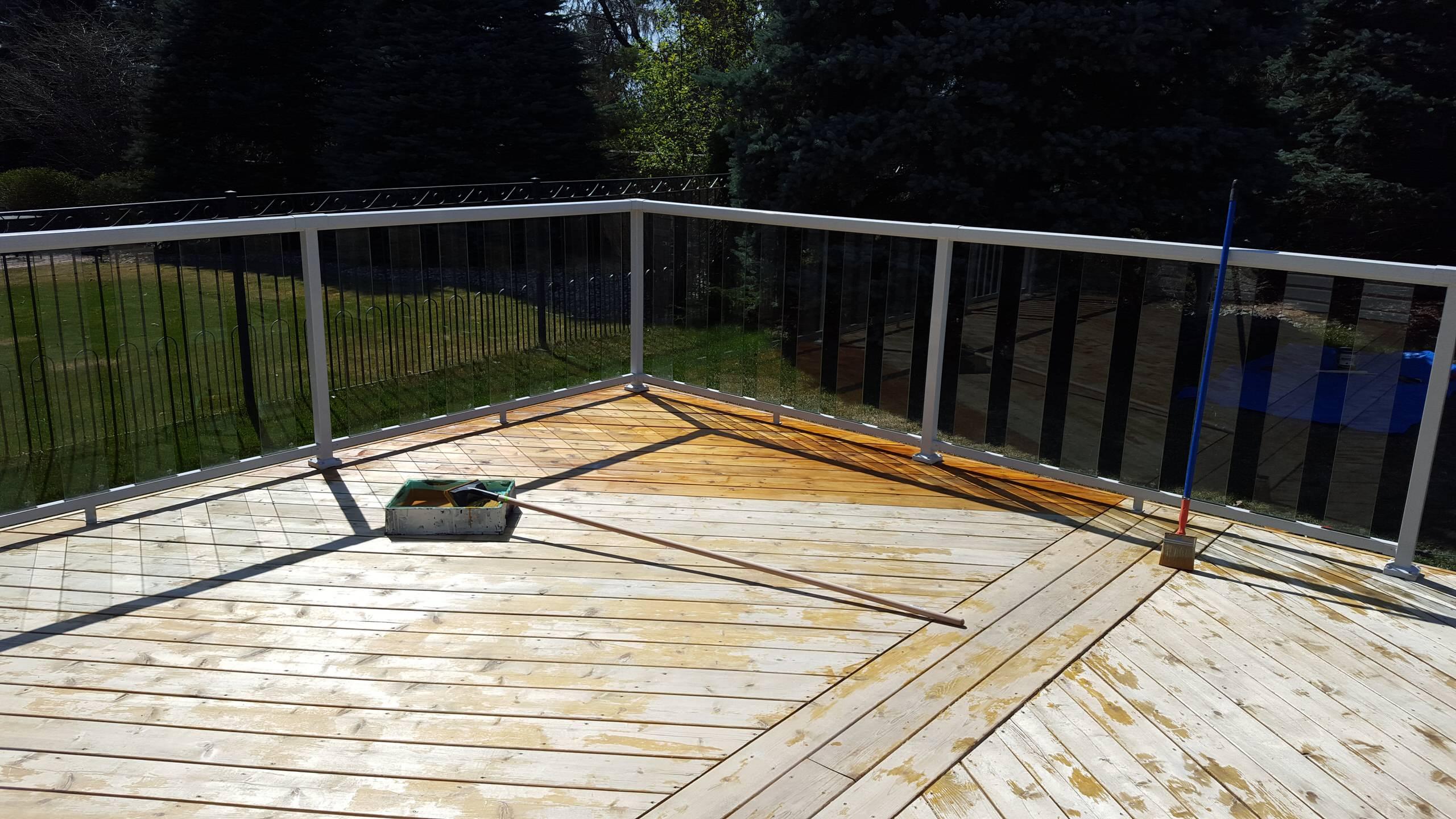 Deck Facelift