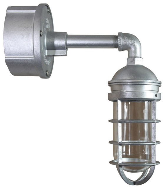 Anp Lighting Wall Sconce Galvanized View In Your Room