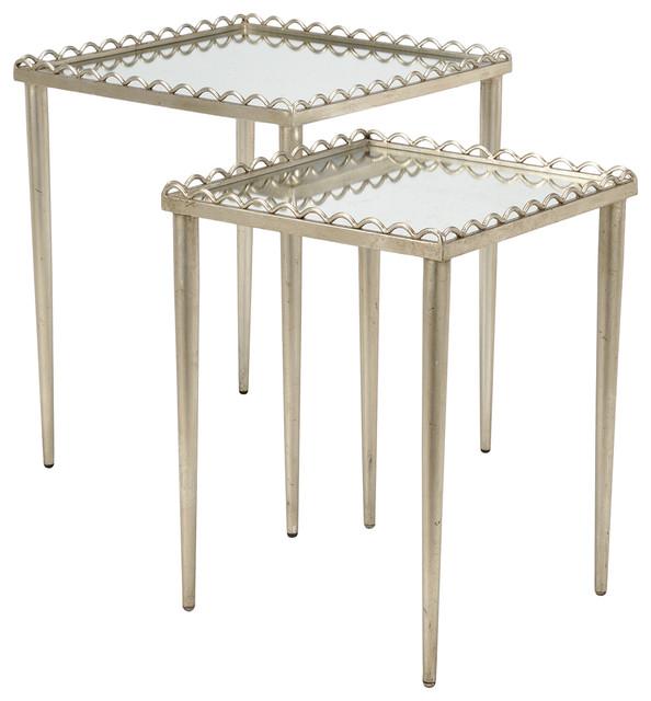chelsea house nottinghill antique silver nest of tables 381998-par