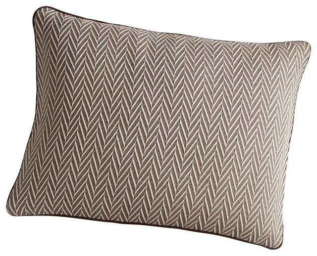Veneto Decorative Pillow - Traditional - Decorative Pillows - by Peacock Alley Design Studio