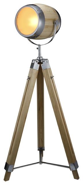 "25.6x25.6x57.1"" Floor Lamp."