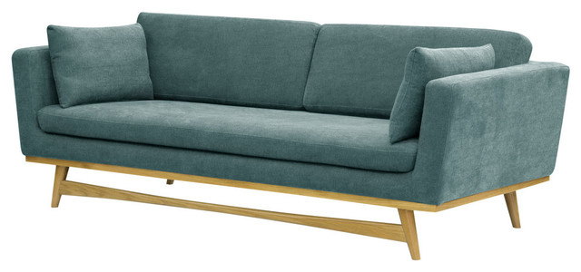 Charmant Scandinavian Sofa, Indian