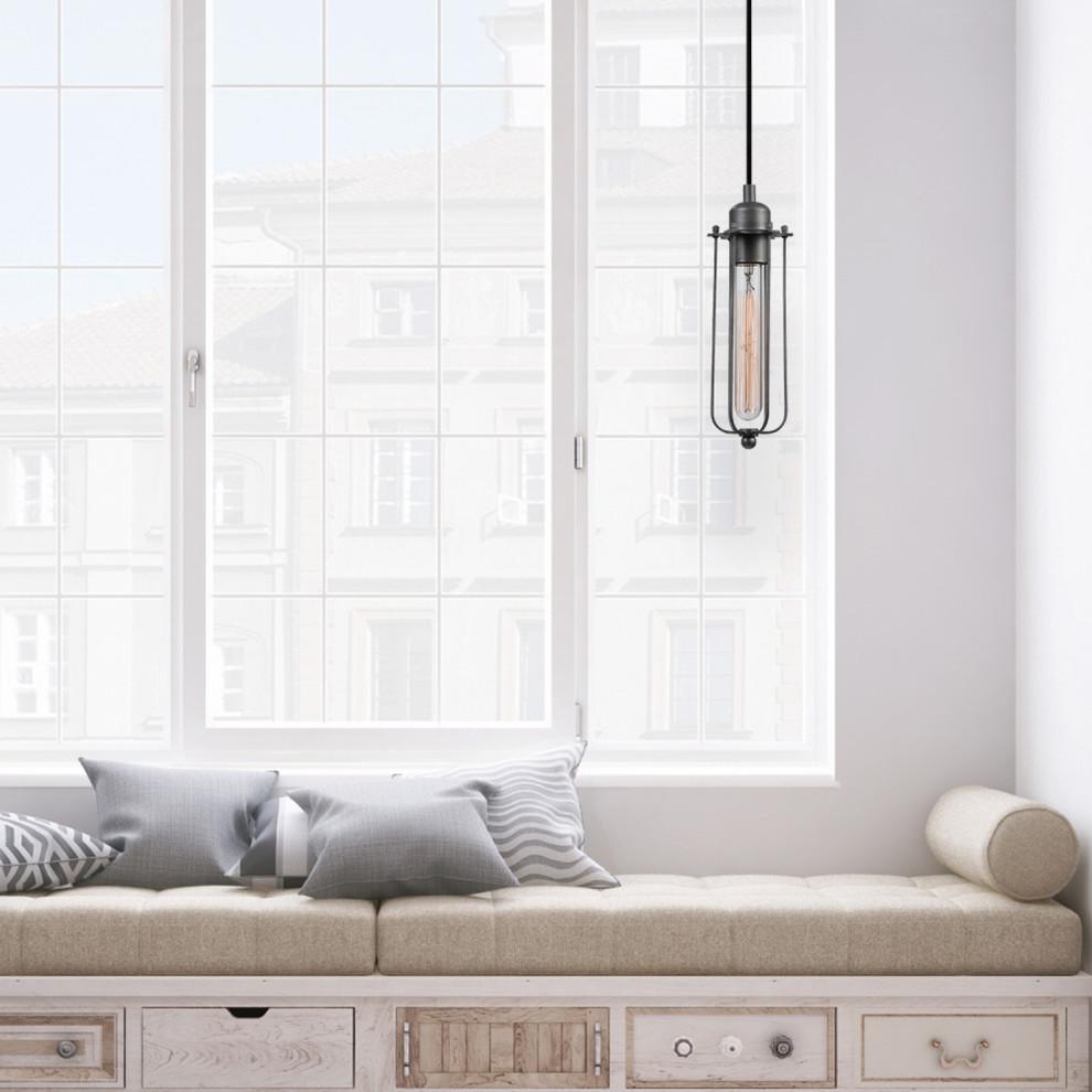 Home design - industrial home design idea