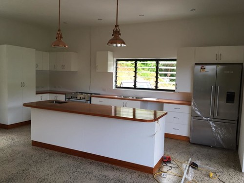 Splashback led strip lighting advice kitchen benchtop and kickboard is mahogany polished concrete floor ceiling 3m high would welcome some advice photos taken throughout the day workwithnaturefo