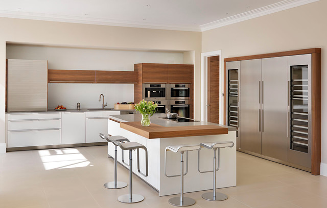 bulthaup b3 kitchen moderne cuisine wiltshire par hobsons choice. Black Bedroom Furniture Sets. Home Design Ideas