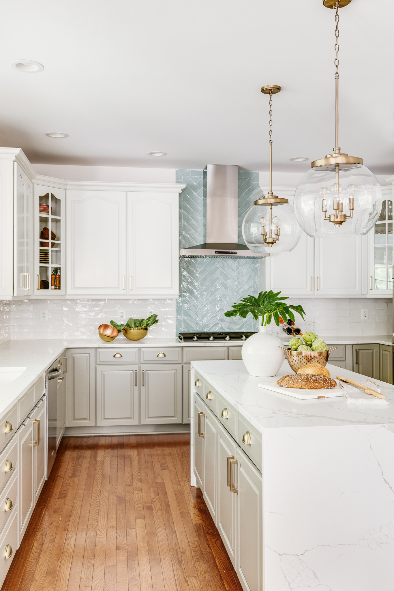 Kitchen remodel and decorating