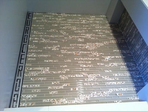 Anybody regret tiling their shower floor?