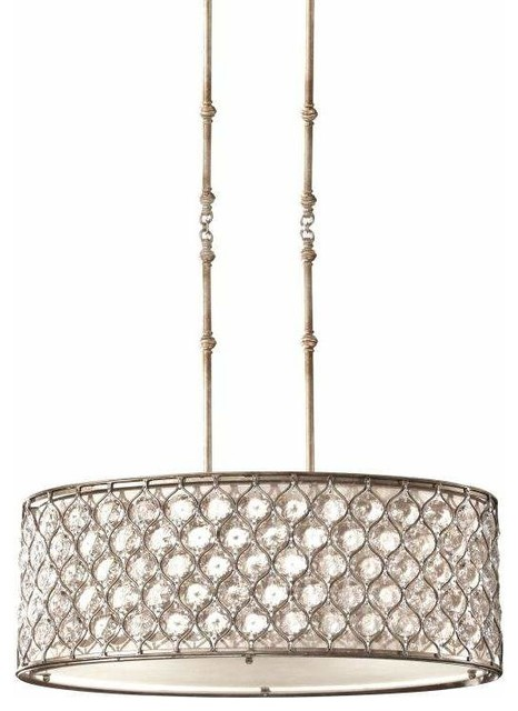 Murray Feiss F2569 3bus 3 Lucia Light Pendant