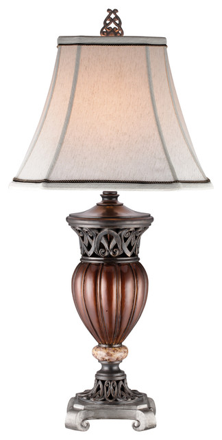 Bronze Table Lamp.