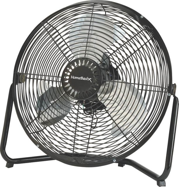Electric Floor Fans : Lasko products inc floor fan high velocity quot black