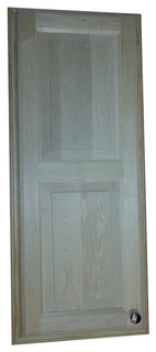 """36"""" Recessed Double Panel In The Wall Belmont Medicine Storage Cabinet"""
