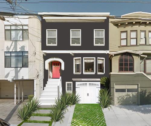 Hom Home nu hom design increase your curb appeal