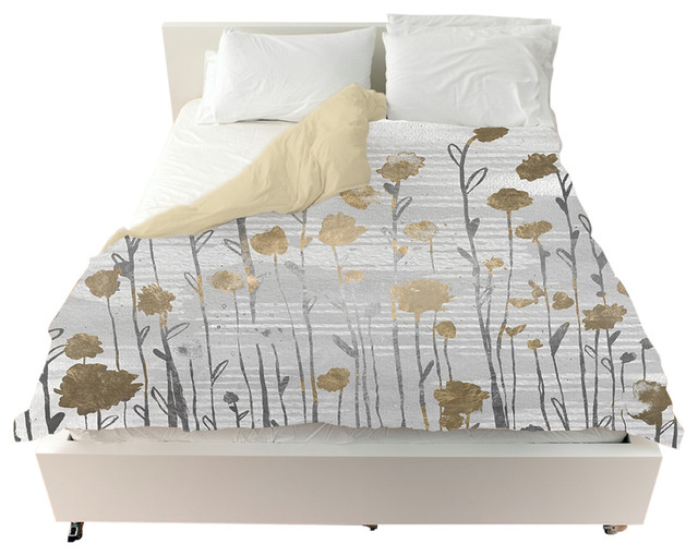 Oliver Gal Floral Royal Garden Duvet Cover Contemporary Duvet Covers And Duvet Sets By The Oliver Gal Artist Co