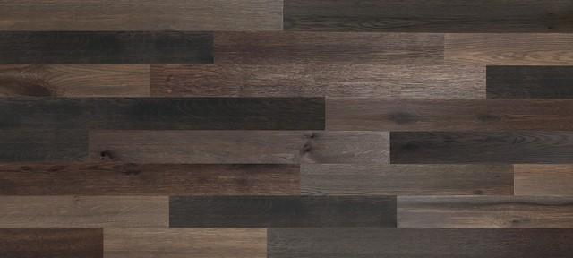 Wood Wall, Cobalt Oak.