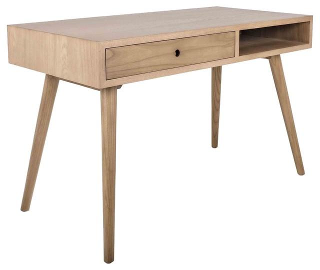 Isabella Natural Sungkai Desk