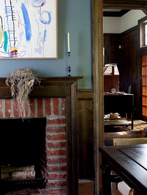 Hudson river valley residence traditional new york for Hudson valley interior design