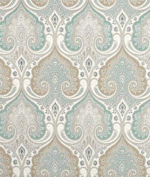 Latika Fabric, Seafoam