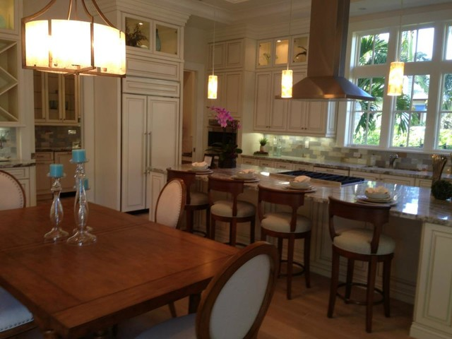 Kitchen Cabinet Design Naples Florida Traditional Kitchen Other By Encore Cabinets