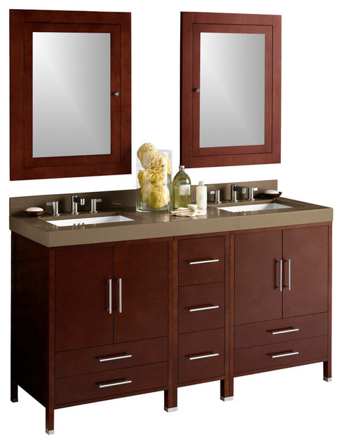 bathroom vanity set with sink and medicine cabinet 61 bathroom