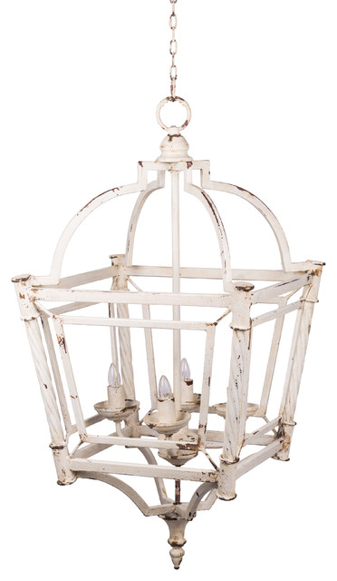 new arrival bf458 bdb8b Classic Vintage Bird Cage Chandelier 18