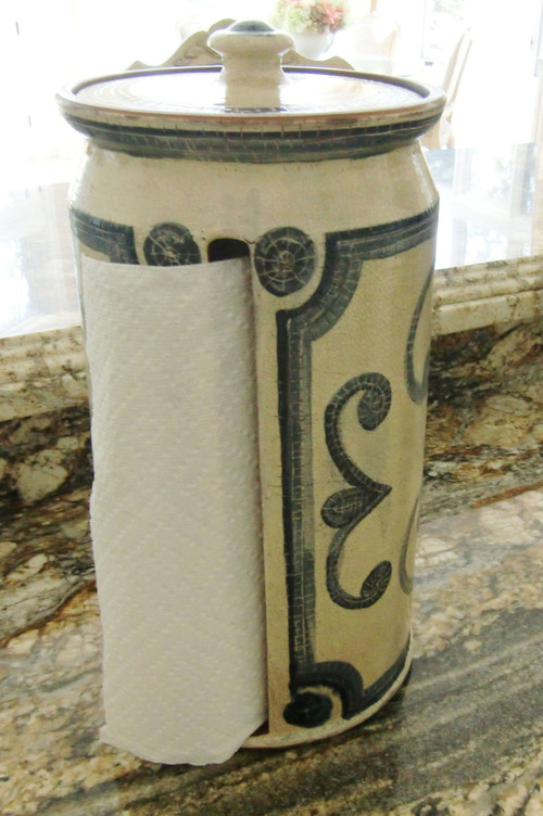 8 Great Ideas for Hanging Paper Towels