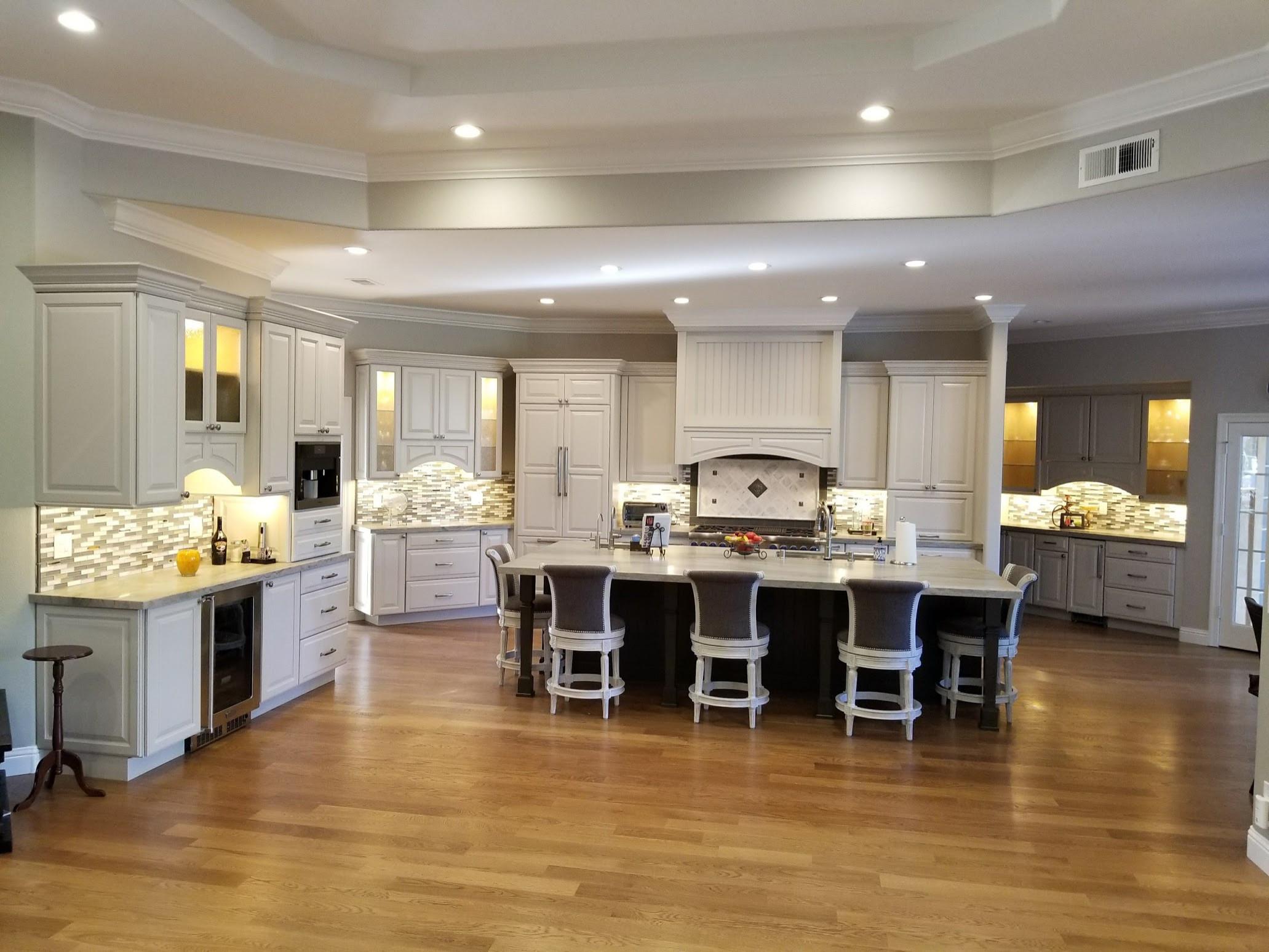Bucho Kitchen remodel