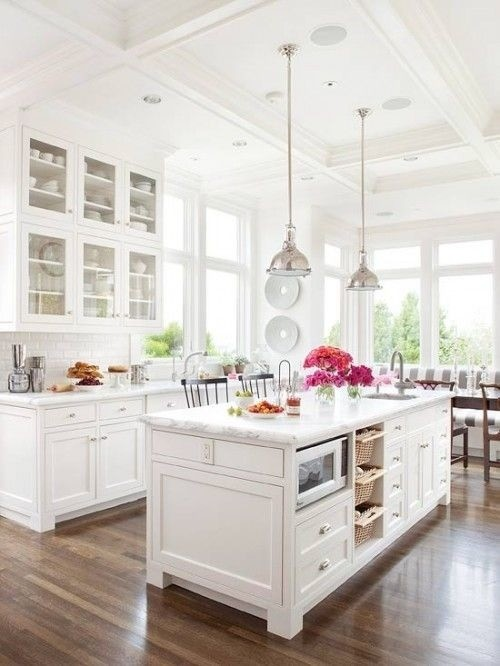 Beau Kitchen; Home Depot Or Custom Cabinets