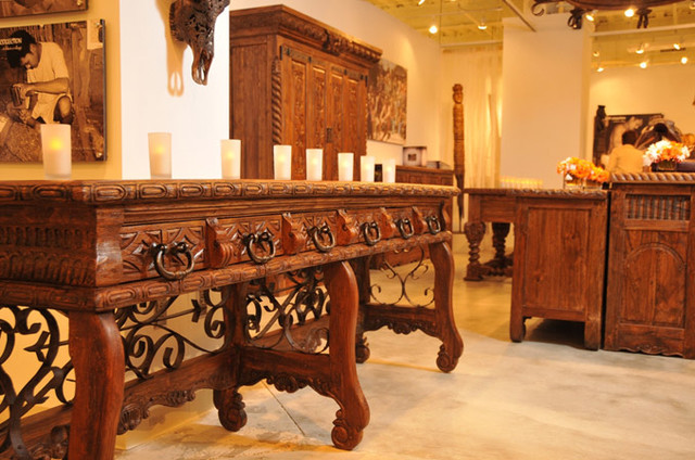 Jason Scott Craftsman Furniture Phoenix by Fiesta