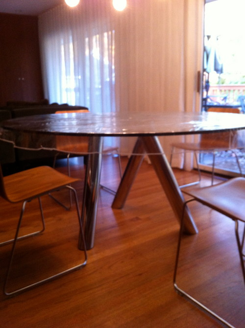 Wonderful Need Help To Protect My Glass Table!