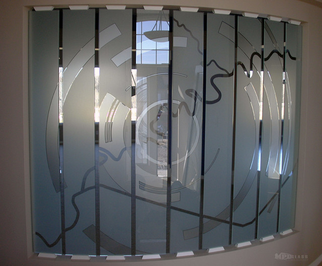 Glass room dividers contemporary other by mpd glass for Window dividers