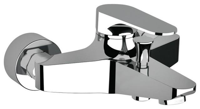 wall mounted bath filler with shower diverter chrome bath filler mixer shower and kit wall mounted set