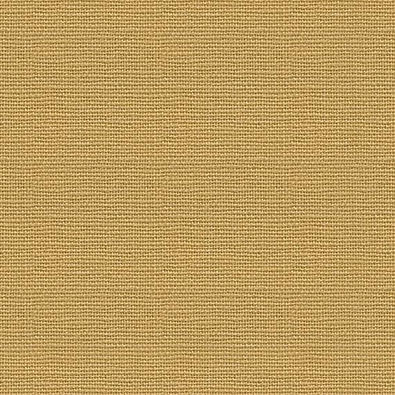 Tan Textured Linen Blend Fabric