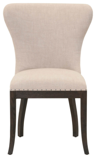 Welles Dining Chairs, Set of 2, Rustic Java
