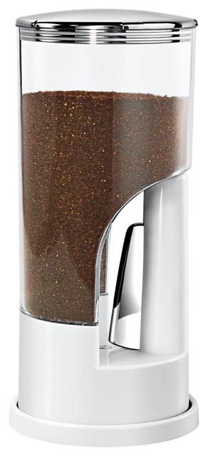 Indispensable Coffee Dispenser, White