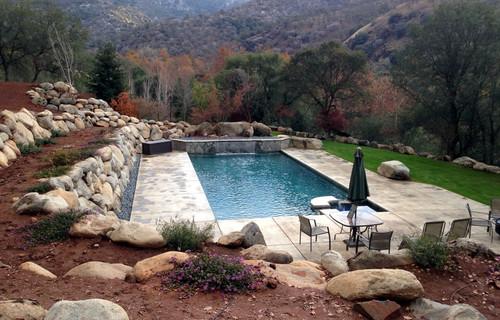 Three Rivers Pool Design by Paradise Pools Visalia#visalia #pool ...