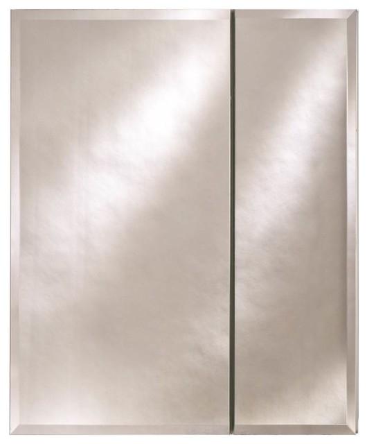 Double Door Recessed Medicine Cabinets.