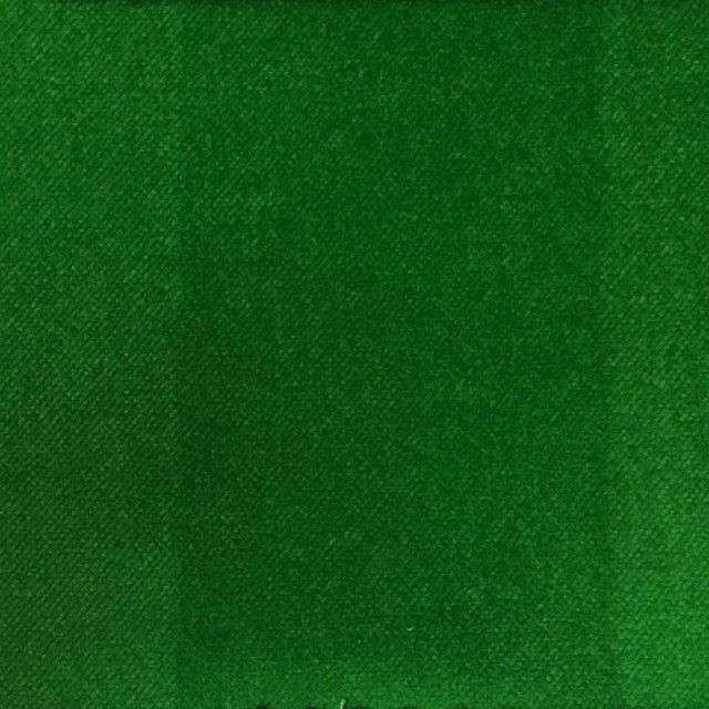 Bowie Cotton Velvet Upholstery Fabric, Poison Green