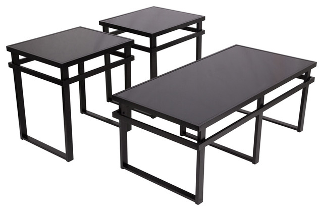 3 Piece Occasional Table Set.