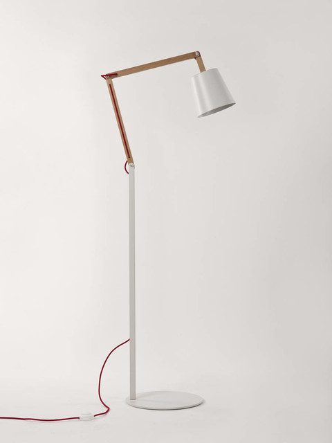 Angle floor lamp 20 contemporary floor lamps for Modern floor lamp melbourne