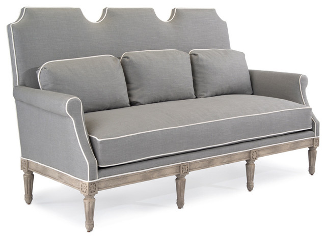 John Richard Amf 1266v42 F574 As Trianon Sofa Transitional Sofas