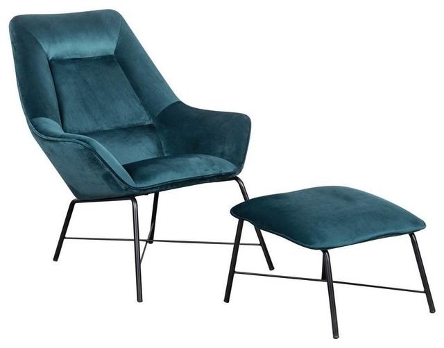 Prime Velvet Chair With Ottoman Lamtechconsult Wood Chair Design Ideas Lamtechconsultcom