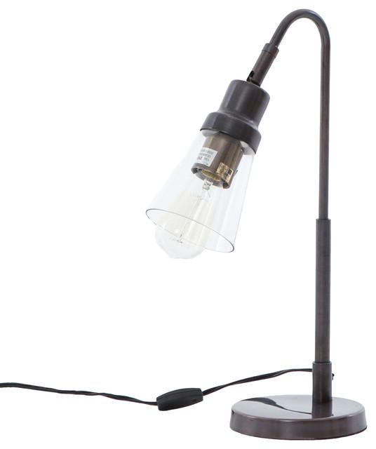 dane darcy desk lamp modern desk lamps by the. Black Bedroom Furniture Sets. Home Design Ideas