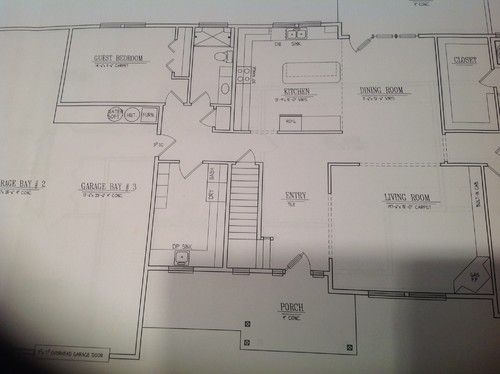 Need Help W Garage Entry Laundry Mud Room Layout